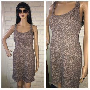 Leopard Print FP Dress